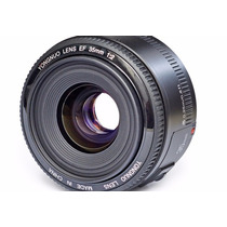 Lente Yongnuo 35mm F/2 Para Canon - Pronta Entrega Sp