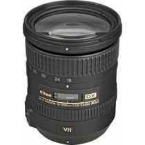 Lente Nikon 18-200mm F/3.5-5.6g Af-s Ed Vr Ii Dx Nikkor