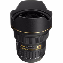 Lente Nikon Nikkor Af-s 14-24mm F/2.8g Ed Nfe Pronta Entrega