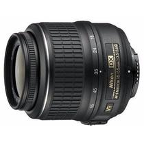 Lente Nikon 18-55mm F/3.5-5.6g Af-s Vr Dx Nikkor