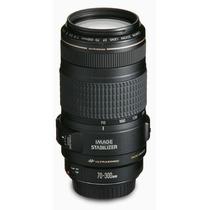 Objetiva Canon Ef 70-300mm F/4-5.6 Is Usm