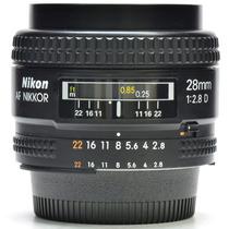 Objetiva Nikon 28mm 2.8 Af-d 405339