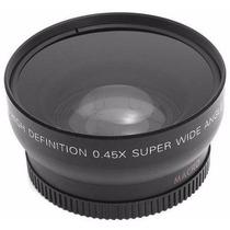 Lente Nikon Hd Macro Angular 0,45 X 52mm D3100 D3200 D5100