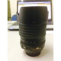 Lente Nikon 18 105 Mm Com Para Sol E Tampas