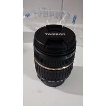 Lente Tamron Af 18-200 Mm P/ Nikon