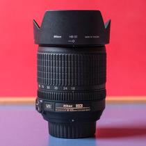 Lente Nikon Nikkor Af-s Dx 18-105mm F/3.5-5.6g + Hoya 67mm