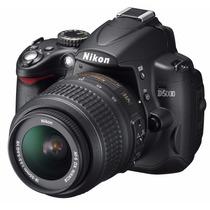 Nikon D5000 + Lente Af-s Vr 18-55mm