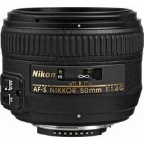 Objetiva Nikon Af-s 50mm F/1.4g
