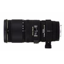 Lente Sigma 70-200 F2.8 Ex Dg Hsm Canon Com Estabilizador