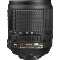 Lente Nikon 18-105mm F/3.5-5.6g Ed Vr Af-s Dx +nfe +garantia