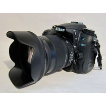 Lente Sigma Nikon 17-70mm F/2.8-4 Os Hsm Macro M.platinum