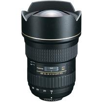 Obj. Tokina 16-28mm 2.8 At-x Pro Fx P/ Canon E Nikon