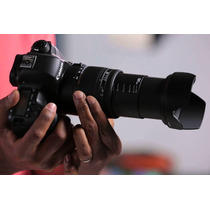 Lente Sigma Canon 18-250mm Dc Macro Os Hsm *mercadoplatinum*
