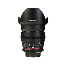 Lente Samyang 24mm Tcine T1.5 Rokinon Canon