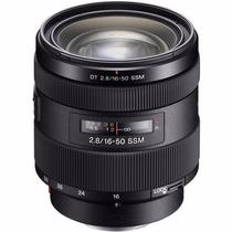 Lente Sony Dt 16-50mm F/2.8 Zoom +nfe Pronta Entrega