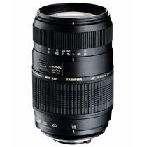 Lente Tamron 70-300mm F/4-5.6 Di Ld P/ Canon Pronta Entrega