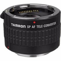 Teleconversor Tamron 2x Af Sp Pro Para Canon Eos