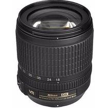 Lente Nikonaf-s Dx Nikkor 18-105mm F/3.5-5.6g Ed Vr Zoom+nfe