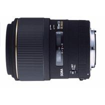 Lente Sigma Sony Af 105mm F2.8 Dg Macro A-mount Fullframe