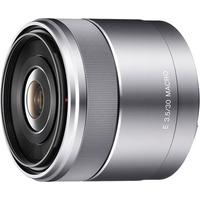 Lente Pro Sony E-mount 30mm F3.5 Macro Sel30m35 Nex Alpha