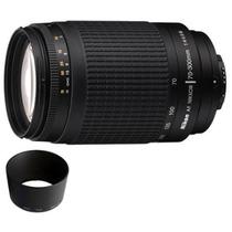 Nikon Objetiva Lente Nikkor Fx Af 70-300mmg - F/4-5.6 70-300