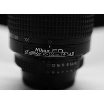 Nikkor 70-300mm - Linha Ed - Super Nova