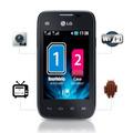 Celular Lg L35 Dual Chip Tv Preto Webfones