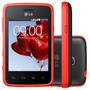 Celular Smartphone Lg L30 3g Android 4.4 Dual Core Preto