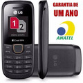 Celular Lg A275 Dual Chip 1ano Garantia+anatel Antena Rural