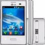 Celular Desbloqueado Lg Optimus L3 E400 3g, Branco Vitrine