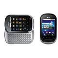 Celular Lg Optimus Android 2.2 Chip Wifi Teclado Qwerty