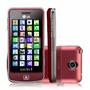 Lg Tv Phone Scarlet Ii Gm600 3,2, Vermelho, Anatel