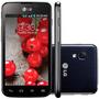 Lg Optimus L5 Ii E455 Preto - Dual Chip, 5 Mp, Tela 4, 3g