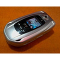Celular Lg Me500 Misicam Fliper Mp3 Player Estilo Carro Raro