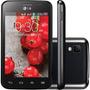 Celular Lg Optimus L4 E467 Novo Nacional!nf+fone+cabo+garant