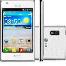 Lg Optimus L5 E615 Dual Branco Dual Chip Android 5mp 3g Wifi