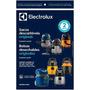 Kit Com 3 Sacos Descartáveis Electrolux Para Aspirador De...