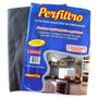 3 Unidades Filtro Universal P/ Exaustor Coifa Depurador Ar