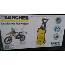 Lavadora Alta Pressão Karcher K3.98 1740libras Indução