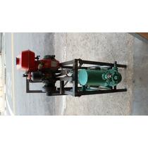 Lavadora Alta Pressão De Pistão E A Gasolina