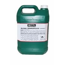 Alcool Isopropilico 5 Litros Bga Smd Limpeza De Placa
