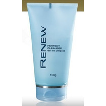 Renew Perfect Cleanser Gel De Limpeza Facial Avon
