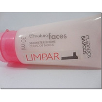 Sabonete Em Creme - Faces - Passo 1 - Limpar - 30ml - Natura