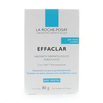 Effaclar Sabonete Purificante La Roche Posay 80g