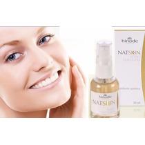 Nat Skin Ácido Glicólico Para O Rosto 30ml