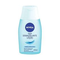 Nivea Demaquilante Loção Facial 125ml Formula Não Oleosa