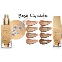 Avon Luxe Base Liquida Fps 24 Pronta Entrega