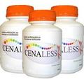 Cenaless Kit 03 Frascos 180 Caps - Frete Gratis