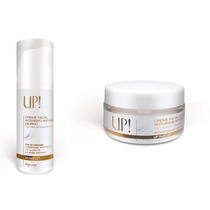 Kit Creme Anti Idade Up! Diurno + Noturno+brinde + Fr.gratis