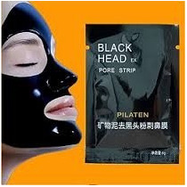 Adesivo Removedor De Cravos Black Head Kit Com 5